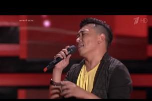 Кайрат Примбердиев стал участником пятого сезона российского шоу «Голос»