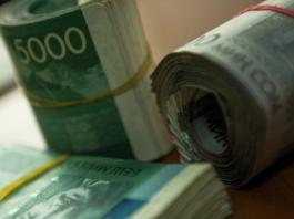 Средняя зарплата в Кыргызстане превышает прожиточный минимум в три раза