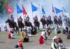 Кыргызстан вышел на первое место в медальном зачете Игр кочевников