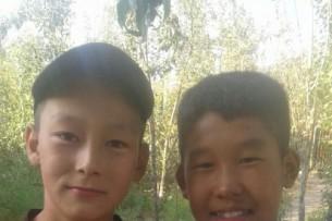 Милиция просит помочь в поиске двух несовершеннолетних мальчиков