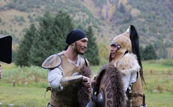 В сети появился трейлер фильма о легендах Кыргызстана