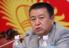 Спикер Чыныбай Турсунбеков заблокировал направление запроса в Венецианскую комиссию для анализа изменений в Конституцию