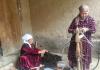 В селе Бел при поддержке ООН открыли ковроткаческую мастерскую