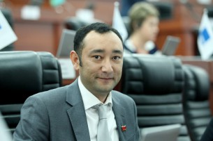 Исаков Музаффар Ахматходжаевич. Досье