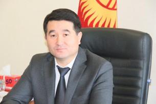 Нурбек Сыдыгалиев избран вице-спикером парламента Кыргызстана