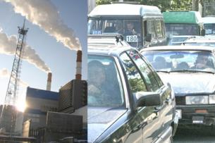 ТЭЦ и автотранспорт – главные загрязнители столичного воздуха