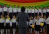 В Бишкеке среди школьников прошел фестиваль детской песни