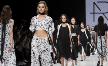 Дизайнер из Кыргызстана представила коллекцию на Mercedes-Benz Fashion Week Russia (фото)