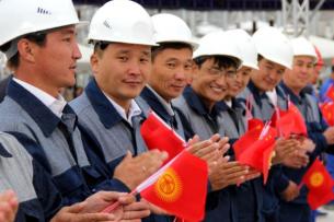 Иностранные рабочие в Кыргызстане: китайцев в 12 раз больше, чем граждан других стран