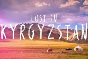 Блог о путешествиях The Lost Avocado опубликовал ролик о Кыргызстане