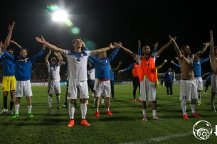 Национальная сборная КР по футболу поднялась на одну позицию в рейтинге FIFA