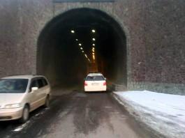 Тоннель на перевале Тоо-Ашуу временно закрывают (график)