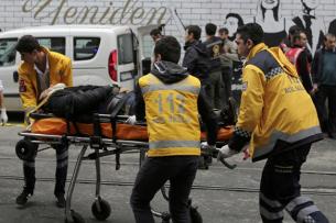 Среди пострадавших от взрыва в Антальи граждан Кыргызстана нет