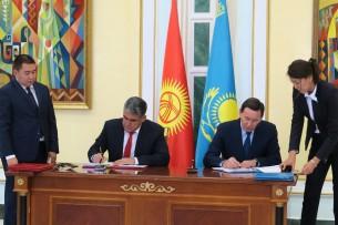 Отныне кыргызстанцы могут находиться в Казахстане без регистрации 30 дней