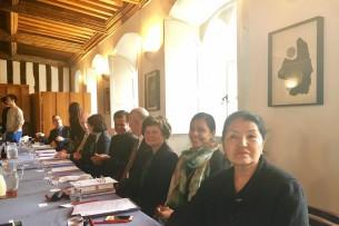В Кэмбридже провели научный симпозиум, посвященный истории и культурному наследию кыргызов