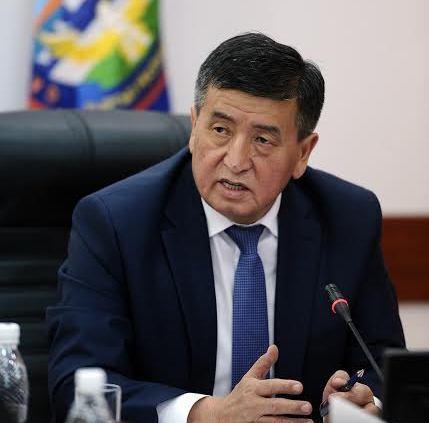 Парламент Киргизии одобрил состав нового кабмина страны