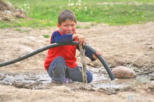Мэрия: жители новостроек самовольно подключаются к городскому водоснабжению, отсюда перебои с подачей питьевой воды