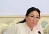 Чолпон Султанбекова: Одной из главных задач ФОМС является обеспечение доступа к качественным медуслугам