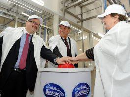 ОАО «Бишкексут» запустило новую линию продукции