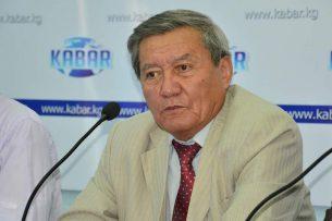 Дело об уличении трех депутатов в коррупции в «Мегакоме» нужно расследовать без политики – Жыпар Жекшеев