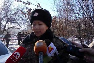 Пожар в Бишкеке все еще не локализован (видео)