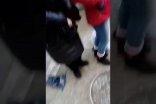 На рынке «Дордой» рухнула крыша (видео)