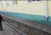 Госэкотехинспекция отказалась принять в эксплуатацию школу в селе Кызыл-Суу