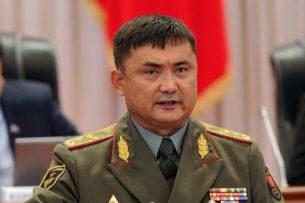 Дело по обвинению бывшего министра обороны Таалайбека Омуралиева направлено в суд