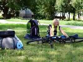 Рассказ таджикистанки о своем путешествии на велосипеде из Бишкека в Душанбе