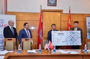 Новые указатели и карты улучшат туризм в Иссык-Кульской области