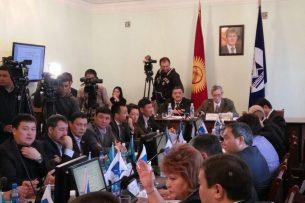 Депутаты БГК спорят, должны ли кандидаты в мэры представлять свою программу