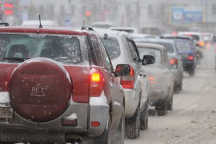 На постах «Сосновка» и «Арал» открыт проезд для большегрузных автомашин