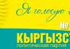 «Кыргызстан» №10: Ужесточим меры за распитие спиртного в общественных местах