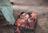 Прокуратура расследует продажу мяса мертвых животных на Ошском рынке