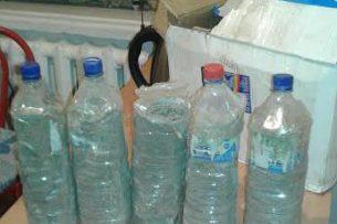 В Бишкек у мужчины нашли почти 9 кг гашиша