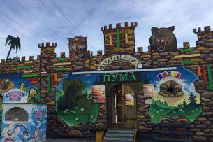 В Бишкек приехал Пятигорский передвижной зоопарк