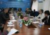 Председатель «Кыргызпатента» Досалы Эсеналиев встретился с представителями Миссии ЕЭК ООН