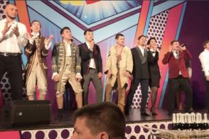 Команда «Азия MIX» опубликовала видео последнего выступления в КВН
