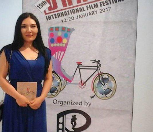 Кыргызский режиссер вошла в состав жюри международного кинофестиваля в Бангладеш