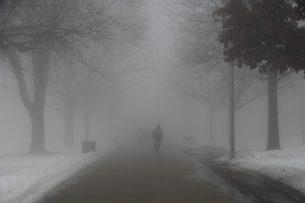 Кыргызгидромет объяснил причины продолжительного тумана в Бишкеке