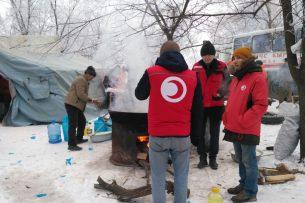 Крушение боинга под Бишкеком: Кто и как помогает пострадавшим (обновляется)