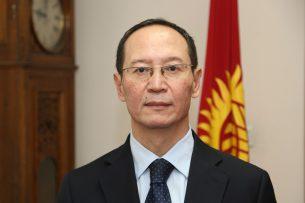 Эрик Бейшембиев назначен послом Кыргызстана в Пакистане