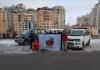 Крушение Боинга: из Алматы отправили три машины с гумпомощью