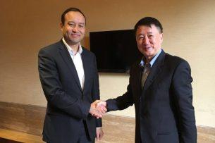 Руководители банков Кыргызстана и Китая обсудили планы сотрудничества на 2017 год