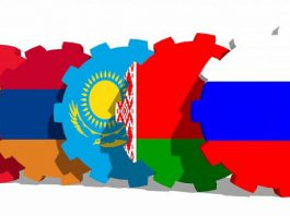 Объем взаимной торговли Кыргызстана со странами ЕАЭС в 2017 году составляет $874,1 млн