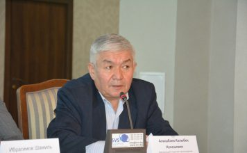 Калыбек Алышбаев назначен замдиректора Госкадровой службы