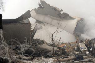 Все личности погибших в результате крушения самолета Боинг-747 установлены