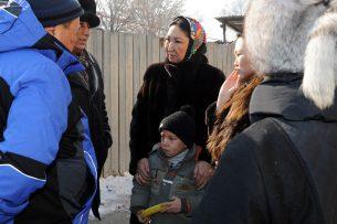 Вице-премьер навестила мальчиков, оставшихся без попечения родителей после авиакатастрофы