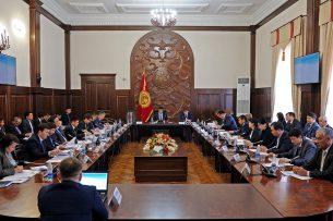 Премьер поручил госорганам разработать оценку экономической эффективности инвестпроектов