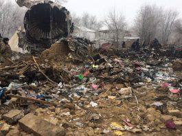 Милиция начала допрос свидетелей по факту крушения Боинга-747